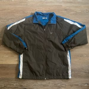 Nike Men's Full Zip Windbreaker